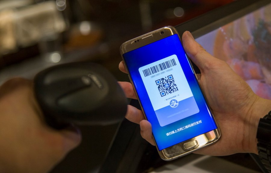 Alipay стал партнером Samsung Pay в Китае